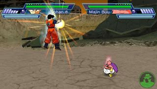 Dragon Ball Z Shin Budokai Another Road PPSSPP ISO – PSP ISO