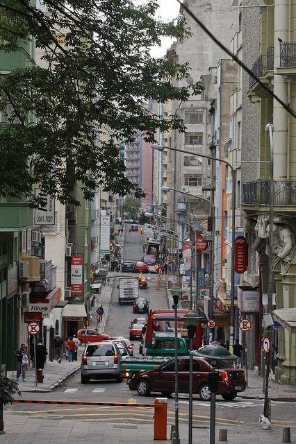 Rua Riachuelo Foto Evandro Oliveira Pmpa Homenagem Da Foxter