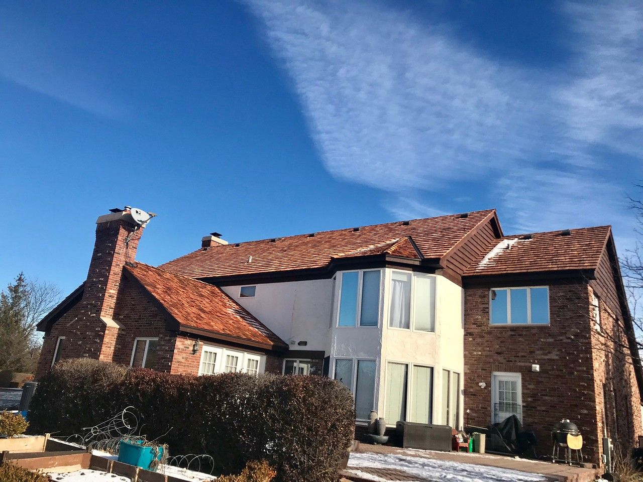 Best Cedar Roofing Installation Roofing Cedar Roof 640 x 480