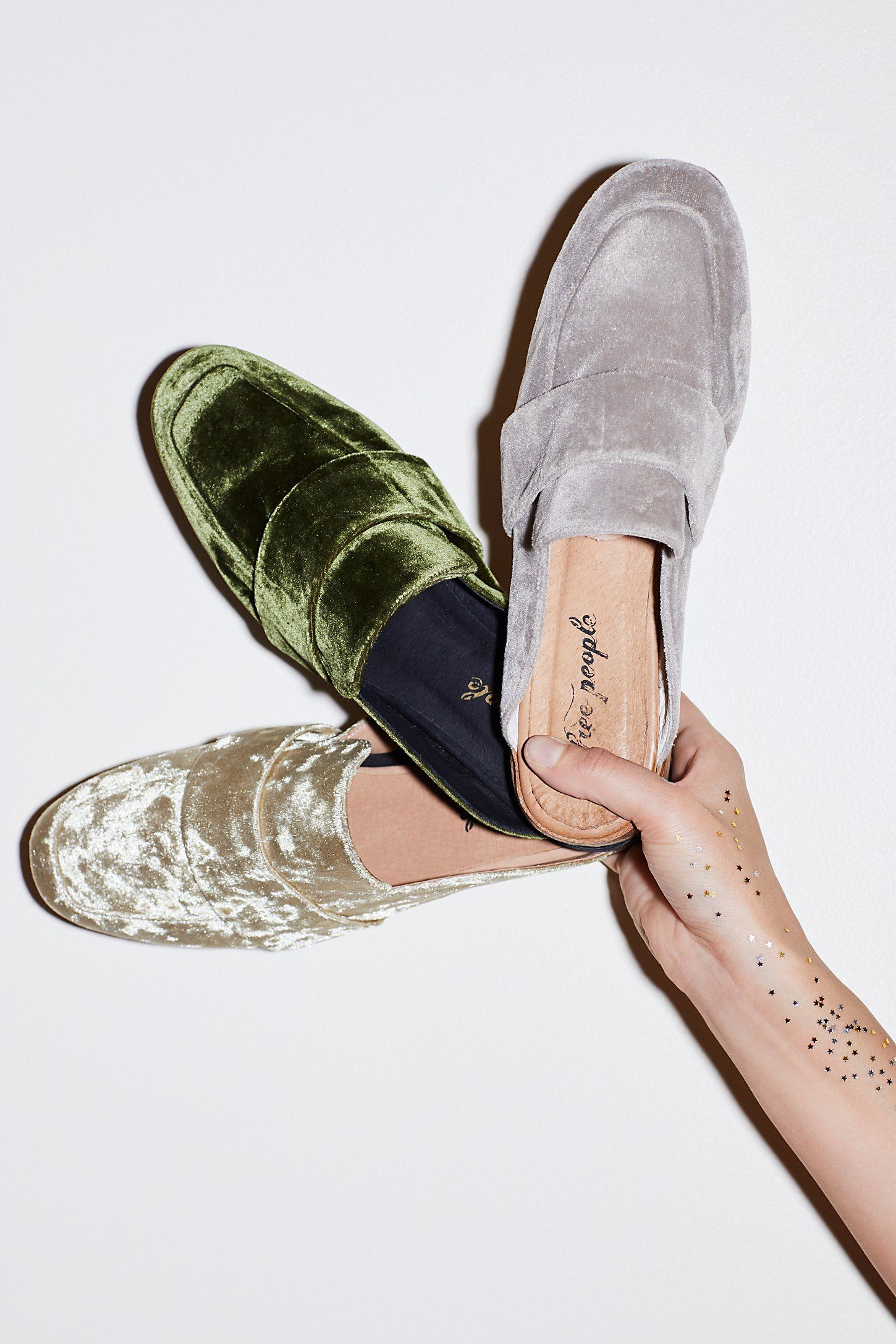 c2b1c1f4157 Shop our Velvet At Ease Loafer at FreePeople.com. Share style pics with FP