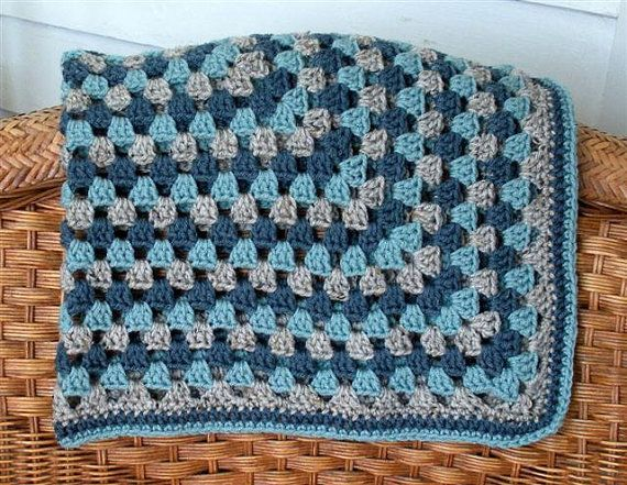 SALE Baby Boy Blanket Baby Girl Blanket 20 off by TikiFiberCrafts, $22.00