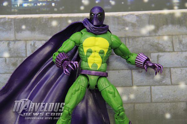 Marvel Legends Spider-Man Wave Prowler Action Figure