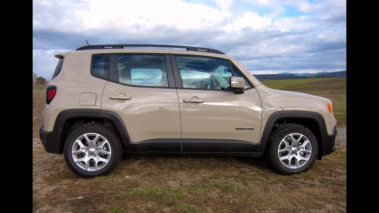Best Jeep Renegade Mojave Sand