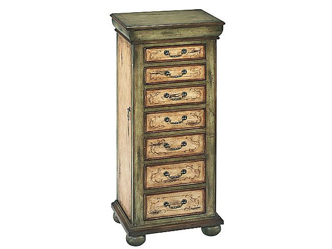 Dover Jewelry Armoire | HOM Furniture