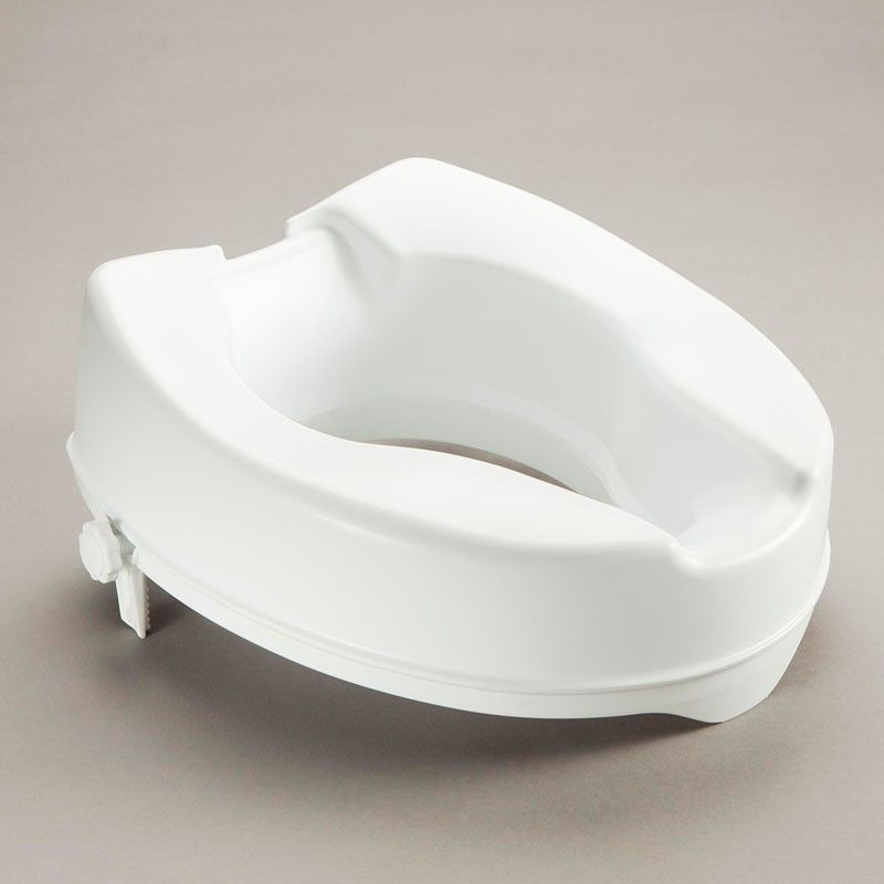 Toilet Seat Riser | Aids For Daily Living | Stuff to Buy | Pinterest