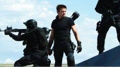 Jeremy Renner Boards 'Captain America: Civil War'