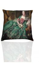 Wanna have a piece of art in your living room? #cushion by Teo Jasmin
