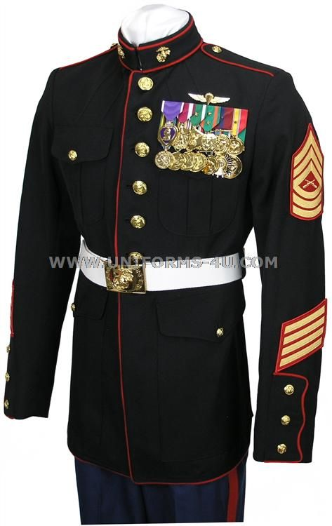 Evening dress uniform marine corps 96