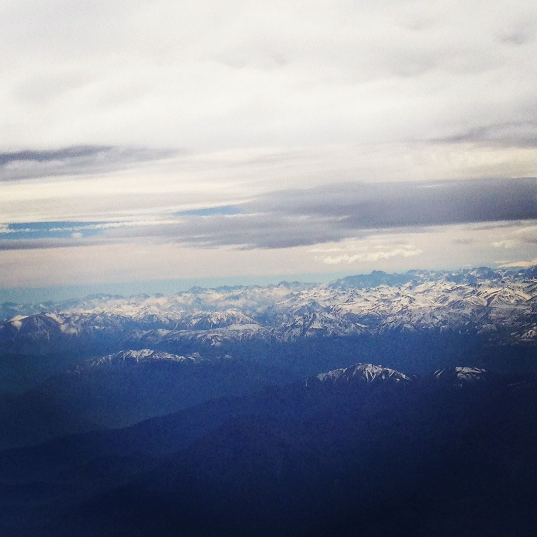 Cordillera de los andres