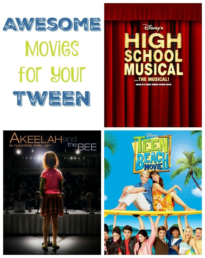 3 Good Movies For Tweens Entertainment Pop Culture Movies For