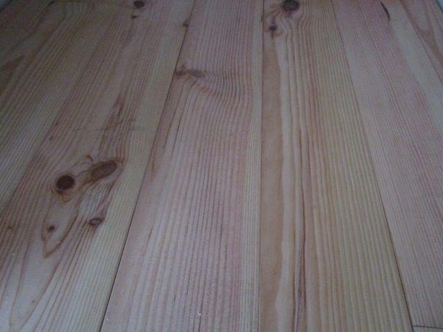 Massieve grenen houten vloer grenen planken vloeren