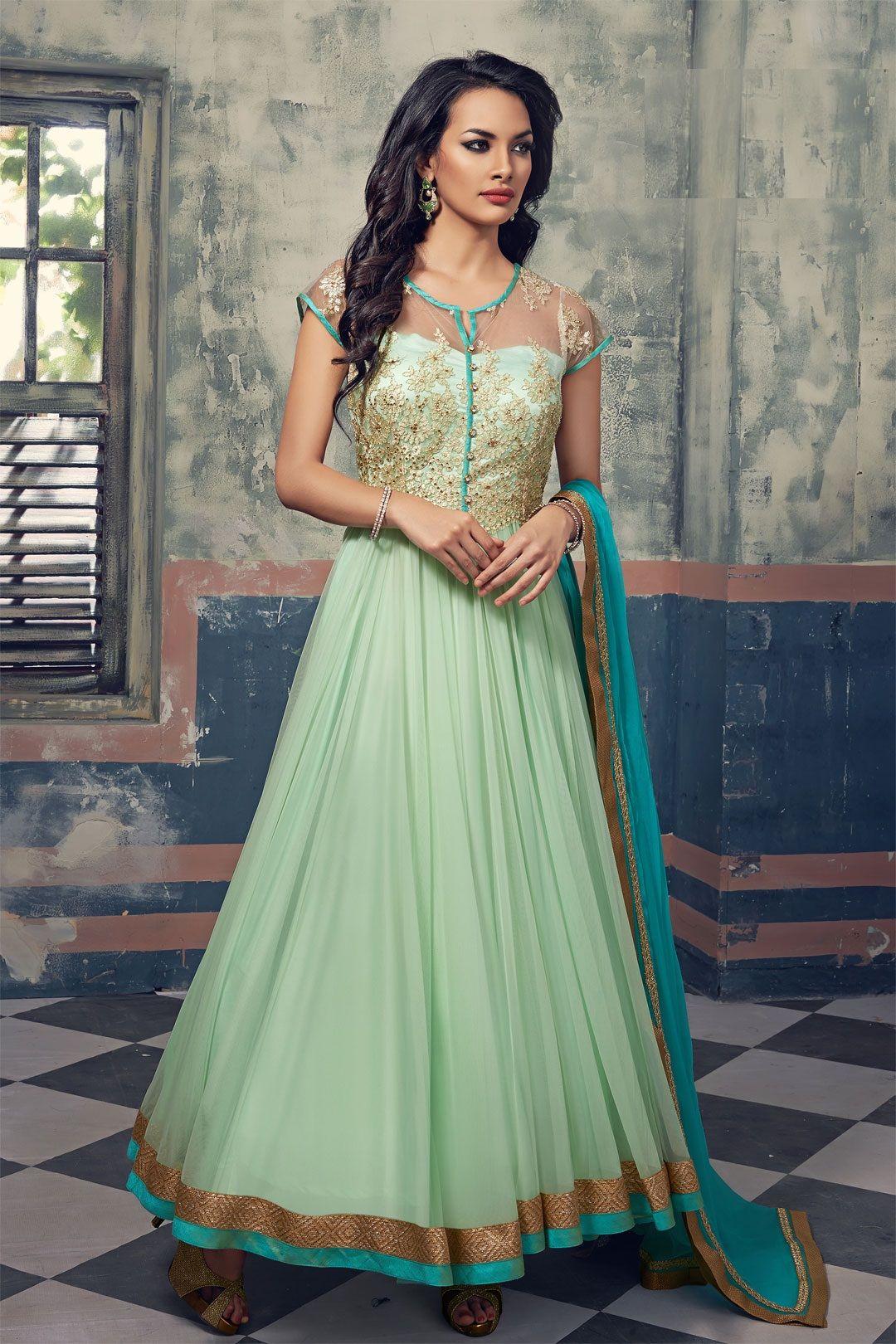 Designer salwar kameez mesmeric peach color net designer suit - Wholesale Hub In Supply Designer Sarees Casual Saris Designer Suits Designer Salwar Kameezdesigner