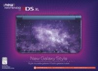 Nintendo - New Galaxy Style New Nintendo 3DS XL - Larger Front