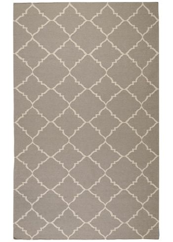 Classic Frontier Brindle Hand Woven Wool Rug Rugs