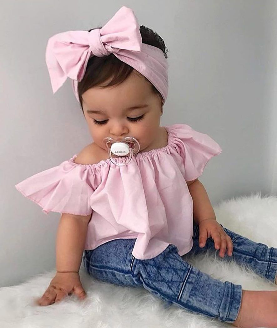 Pin By Natalia Ceder On Cute Baby With A Style Girl Outfits Fashion Clothes