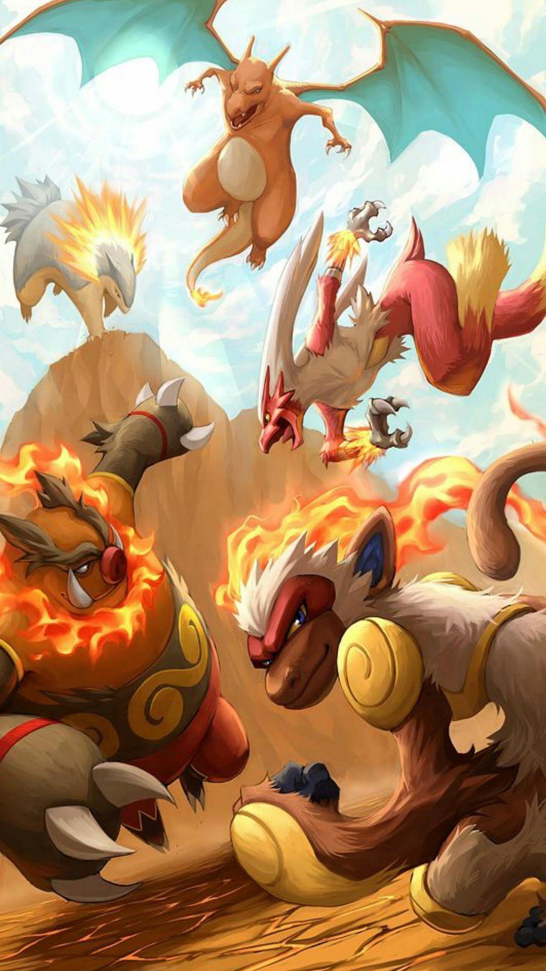 Legendary Pokemon Wallpaper Iphone Background Hupages Download Iphone Wallpapers Pokemon Pokemon Starters Fire Type Pokemon