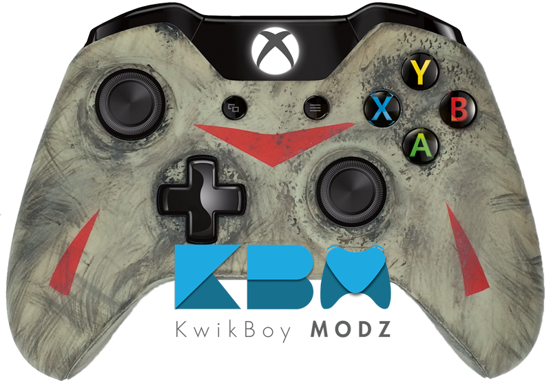 Friday The 13th Xbox One Controller Xbox One Controller Custom Xbox One Controller Custom Xbox