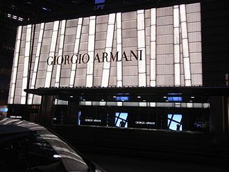 Emporio Armani shop in Hong Kong. Italian fashion has a long tradition, and is regarded as one of the most important in the world. Milan, Florence and Rome are Italy's main fashion capitals. According to the 2009 Global Language Monitor, Milan was nominated the true fashion capital of the world, surpassing other major capitals, such as New York, Paris, London and Tokyo, while Rome came 4th.