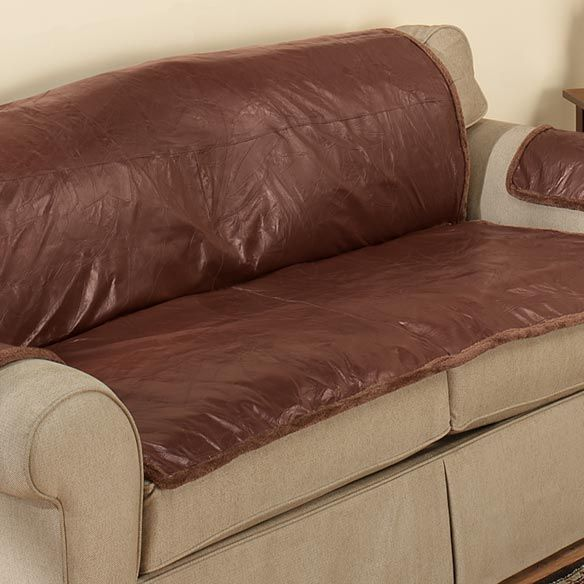 Attractive 9 Outstanding Couch Covers For Leather Sofas Pic Ideas