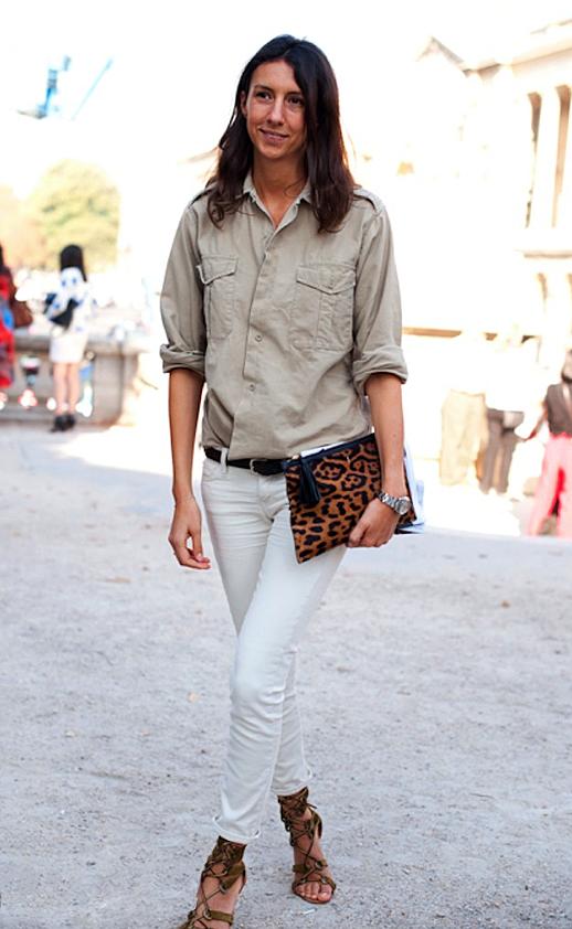 Le Fashion Blog Geraldine Saglio French Paris Vogue Editor