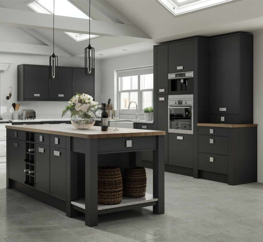 kitchen direct outdoor modular vilo graphite kitchens ni konyha