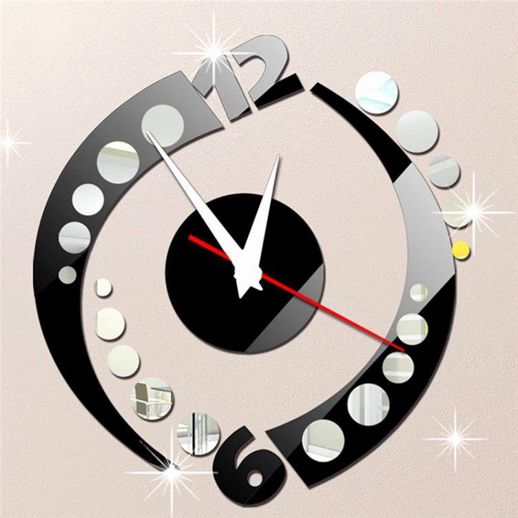 Horloge Murale Cuisine Moderne Frais Grande Horloge Murale Moderne