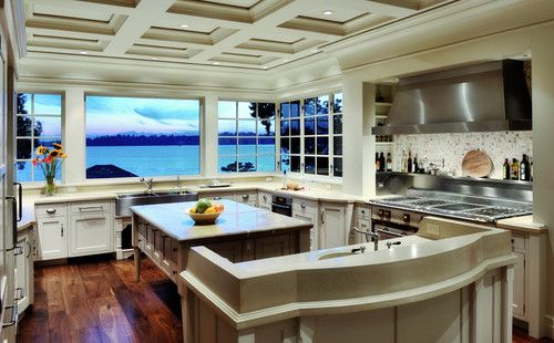 Kitchen With A View Beautiful Kitchens Home Kitchen Views