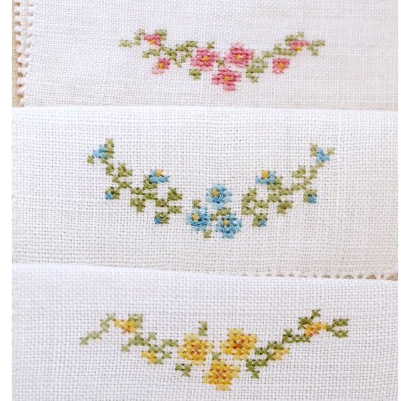 Miniatura handmade towels set, scale 1:12   Maria paz   Pinterest ...