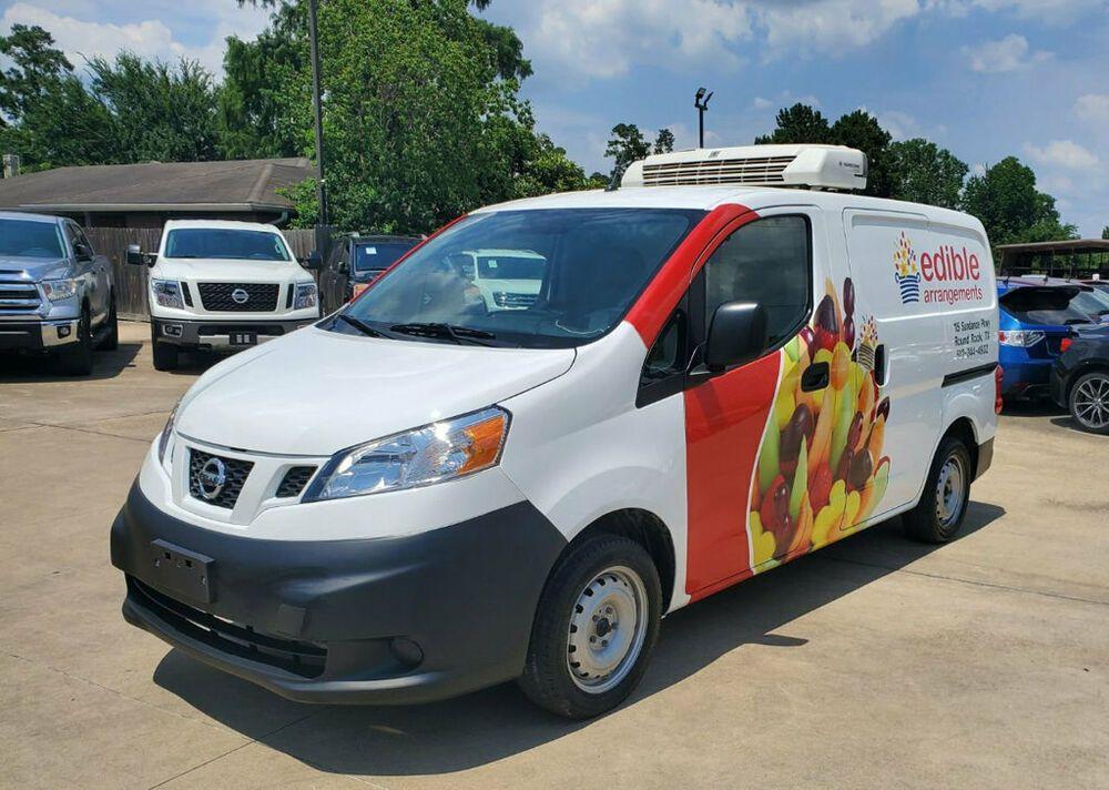 Ebay Advertisement 2015 Nissan Nv 2015 Nissan Nv200 107 662 Miles White Van 2 0l 4 Cylinder Cvt Nissan Commercial Vehicle Vehicle Shipping