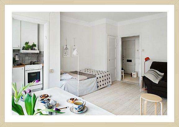 인테리어 디자인의 모든것 :: 8평 원룸, 소형아파트 인테리어 ...