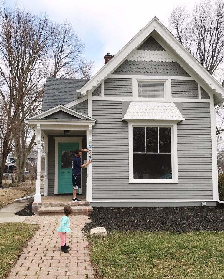 An Update On Our 1888 Fixer Upper Paint Colors