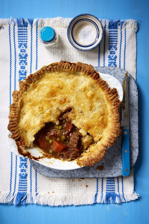 Steak and ale individual pies | Recipe | Steak and ale ...