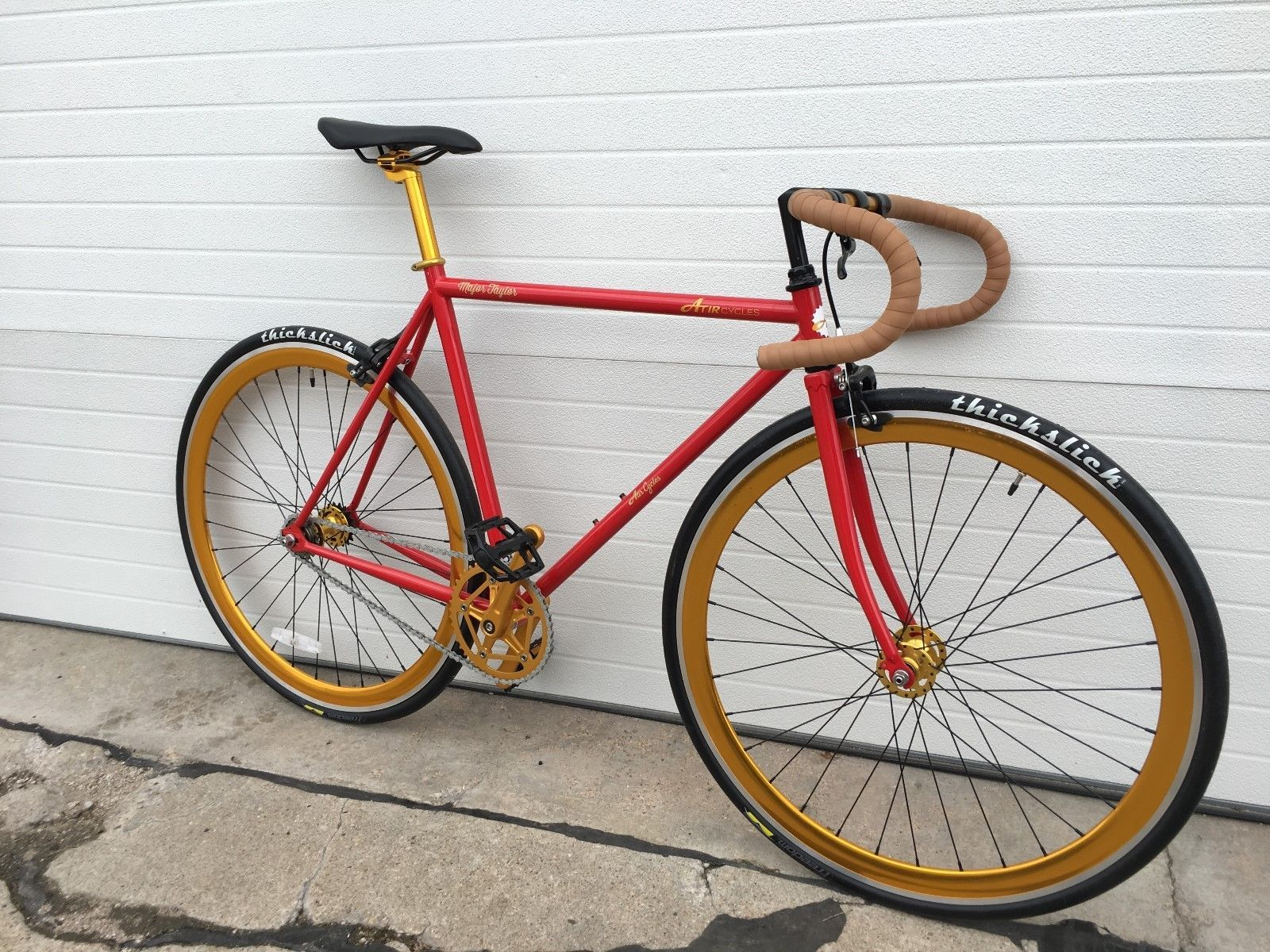 On Sale Atir Cycle Single Speed Fixed Gear Road Bike Ltd Chromoly