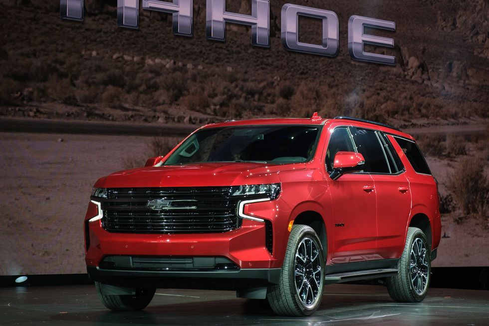 See Photos Of The All New 2021 Chevrolet Suburban And Tahoe Chevrolet Tahoe Chevrolet Suburban Chevrolet