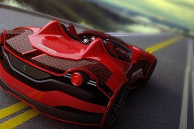 Ferrari Millenio Designed By Marko Petrovic And Yanko Design Pictures, Photos, Wallpapers. @ Top Speed – Cars & Motorcycles I <3