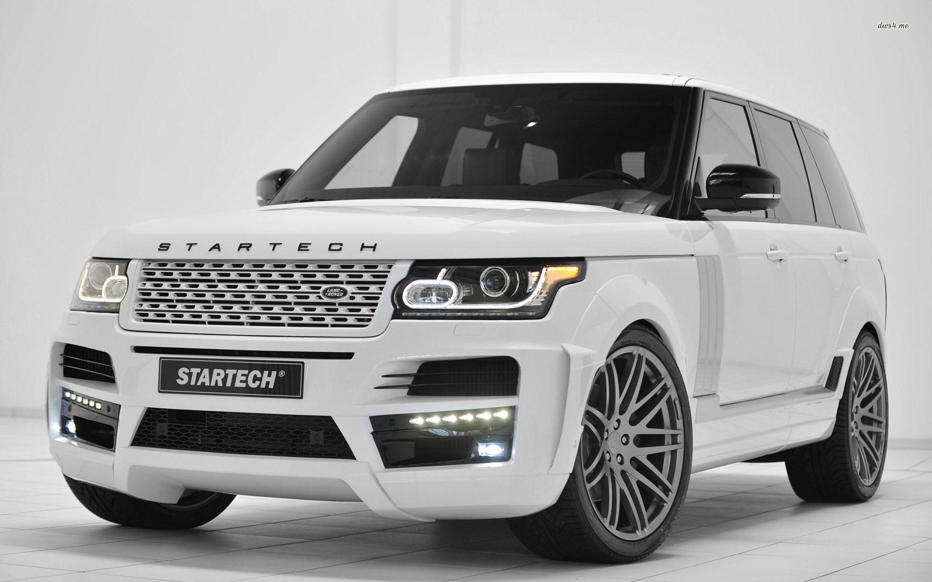 37++ White range rover wallpaper best