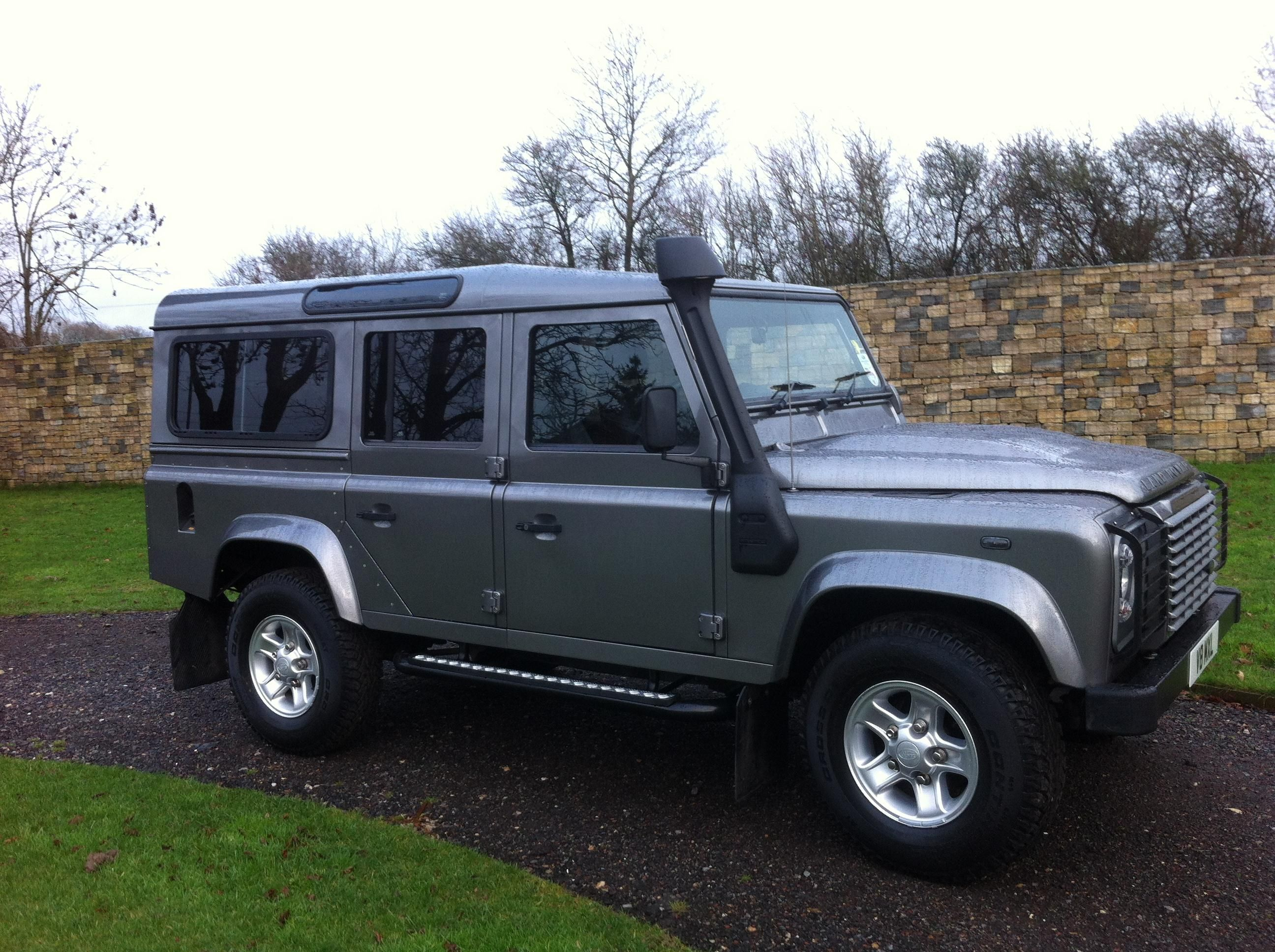 2010 Land Rover Defender 110 Land Rover Defender Land Rover Land Rover Defender 110