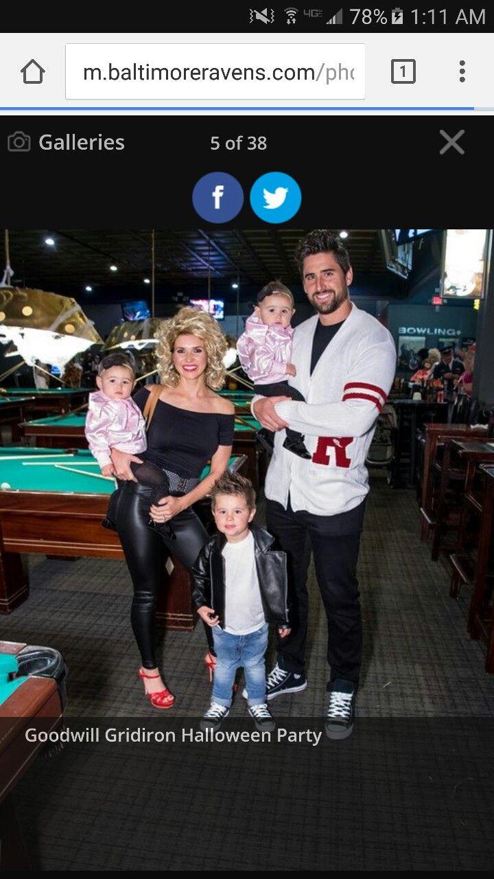 Dennis Pitta and family | ravens | Pinterest | Pitta