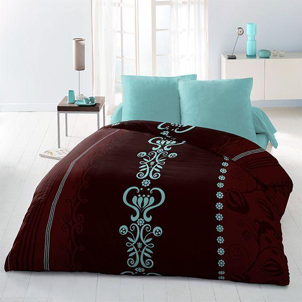 parure de couette microfibre 220x240 cm janna 19 90 le linge de lit petit prix avec la