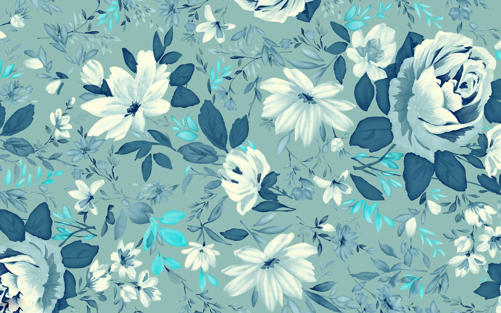 Vintage Floral Pattern Wallpaper Fondo De Pantalla De Flores Vintage Empapelado Floral Tapices Florales De Epoca