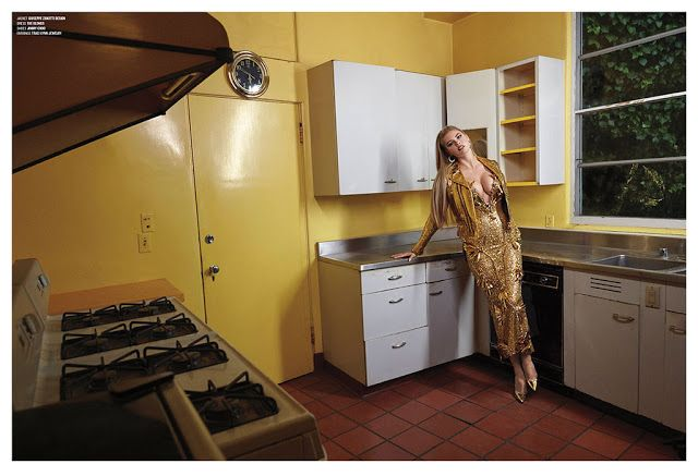 """Kate Upton Fan blog: Kate Upton - Gets a """"Real Housewife"""" Makeover in S..."""