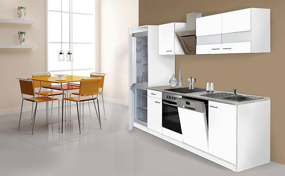 Respekta Küchenzeile mit E-Geräten »Ibiza«, 280 cm Jetzt bestellen