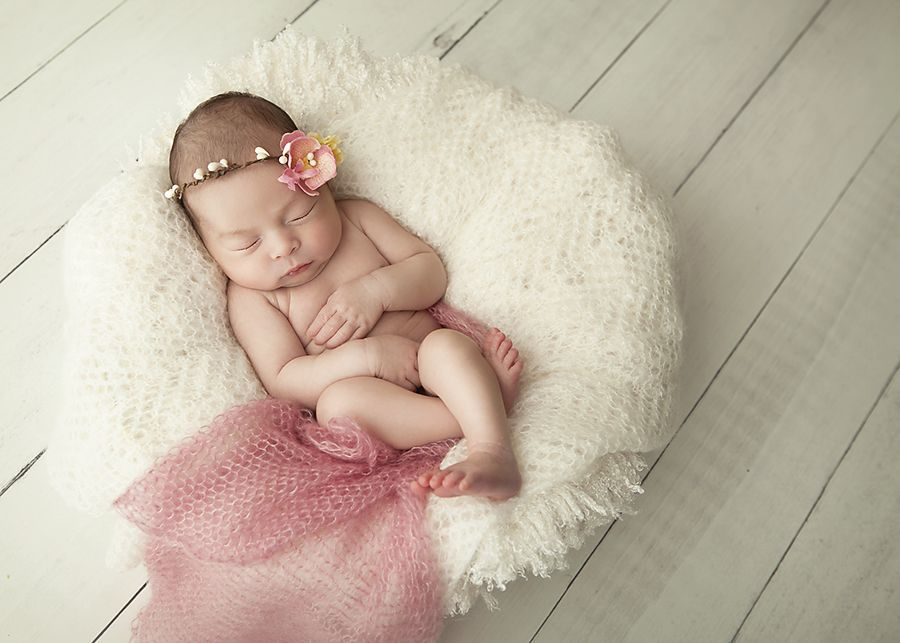 Newborn Photography Props Perth
