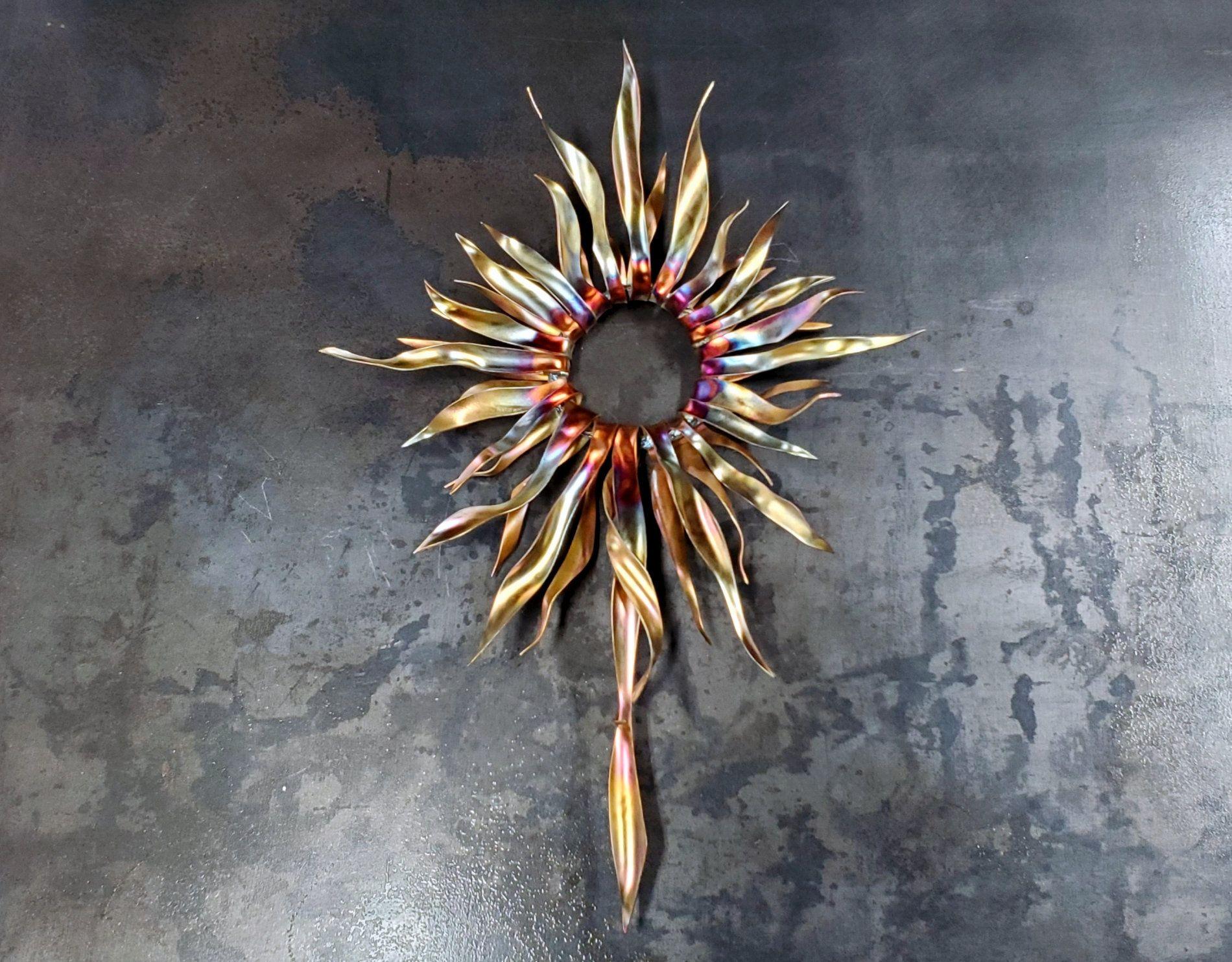 Copper Star of Bethlehem