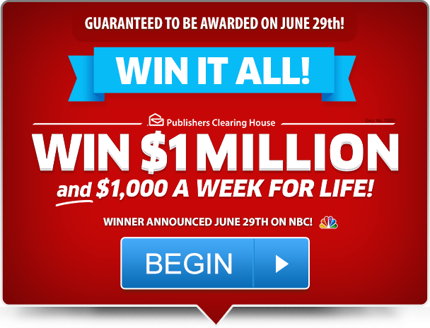 Pch com sweepstakes giveaway