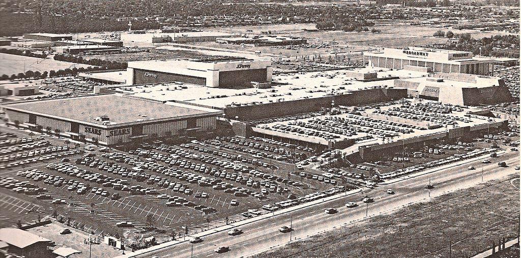 Northridge Shopping Center Northridge San Fernando Valley Los Angeles History