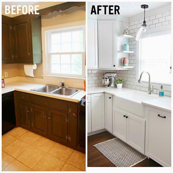 Renovar la cocina con un presupuesto Low Cost | Decorar tu casa, Es ...