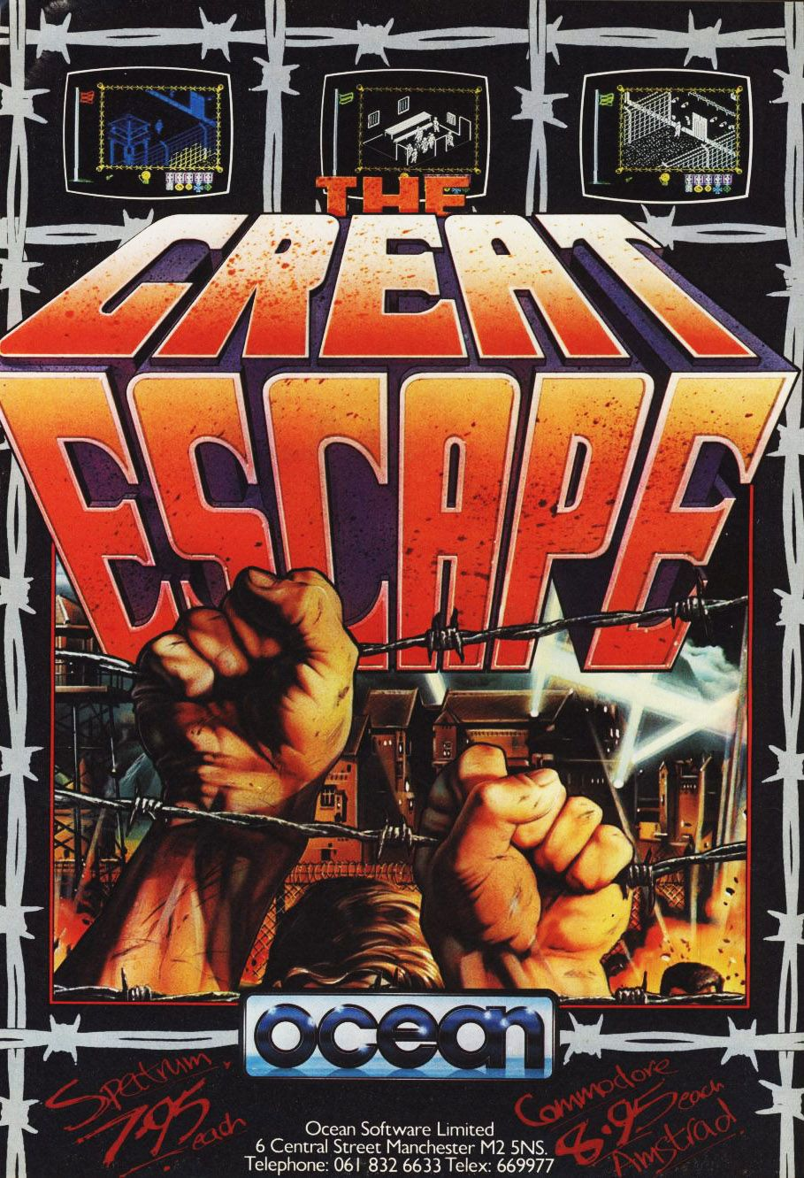 The Great Escape (1986)