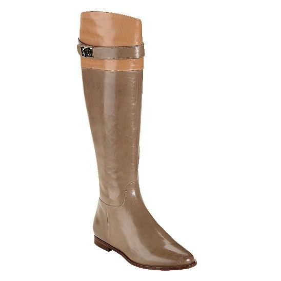 Daelin Riding Boot - what a great color!