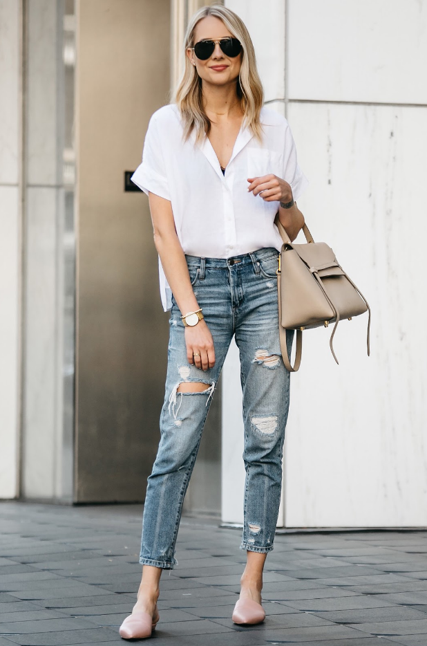 74e7ae9de9 The 6 Most Versatile Pieces for Your Summer Wardrobe - The Everygirl